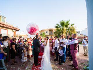La boda de Mónica y Ghita 3