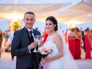 La boda de Mónica y Ghita