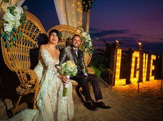 La boda de Desiree y Paco