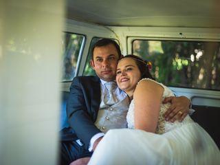 La boda de Fernanda y Cristian