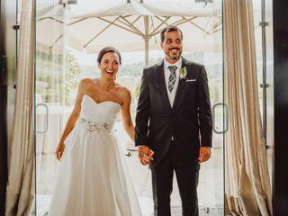 La boda de Carolina y Rafa