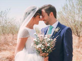 La boda de Ángela y Nacho