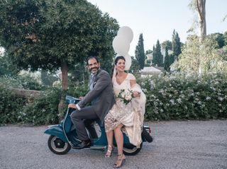 La boda de Paula y Fran