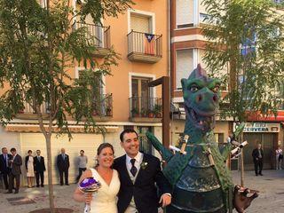 La boda de Mar  y Xavi 1