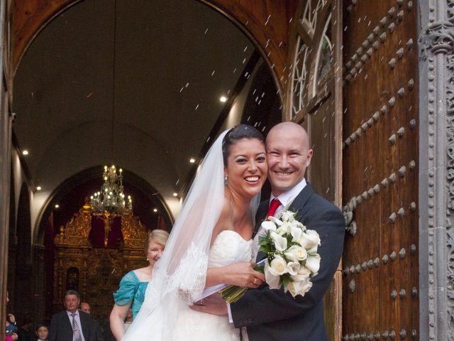 La boda de Nancy y Carlos en Las Palmas De Gran Canaria, Las Palmas 5