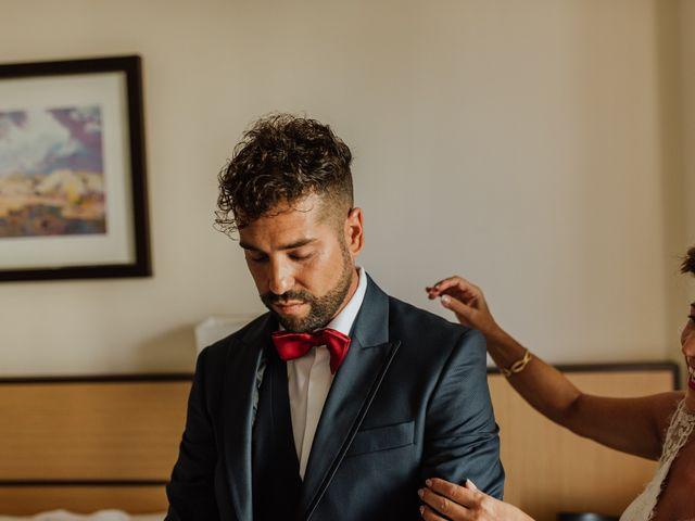 La boda de Juampa y Encar en La Manga Del Mar Menor, Murcia 2