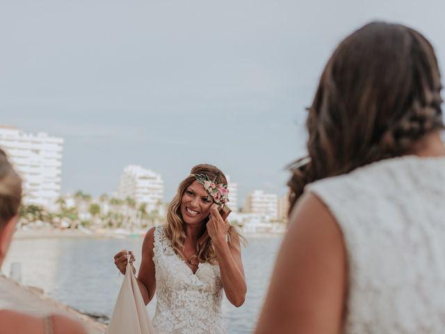 La boda de Juampa y Encar en La Manga Del Mar Menor, Murcia 4