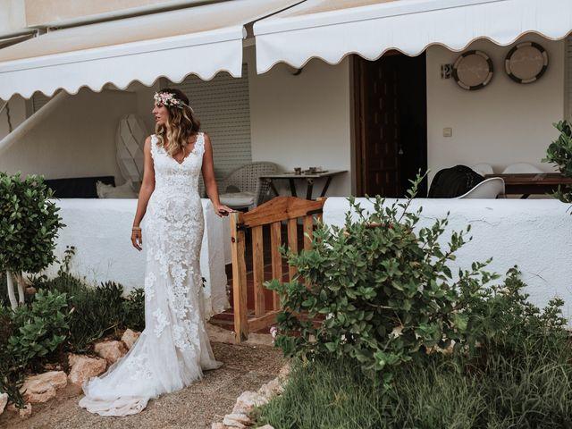 La boda de Juampa y Encar en La Manga Del Mar Menor, Murcia 5
