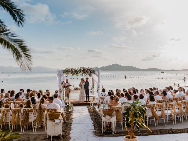 La boda de Juampa y Encar en La Manga Del Mar Menor, Murcia 6