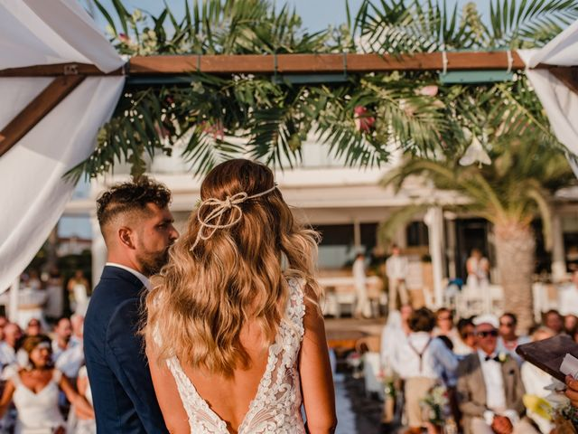 La boda de Juampa y Encar en La Manga Del Mar Menor, Murcia 7
