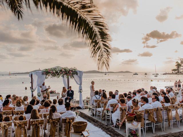 La boda de Juampa y Encar en La Manga Del Mar Menor, Murcia 8