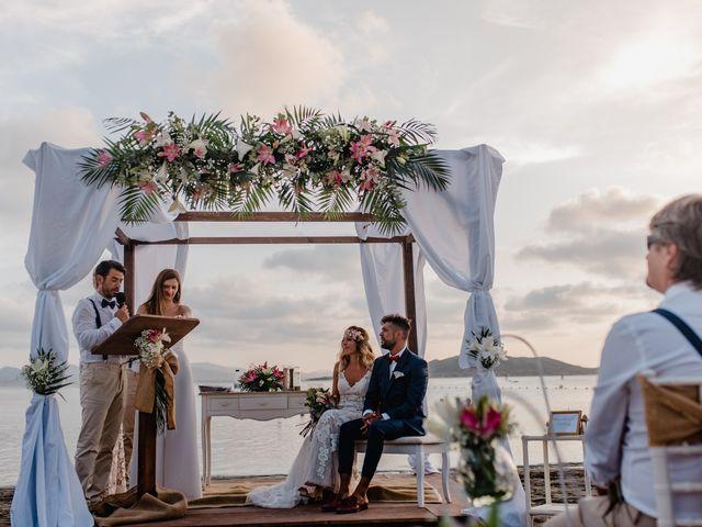 La boda de Encar y Juampa