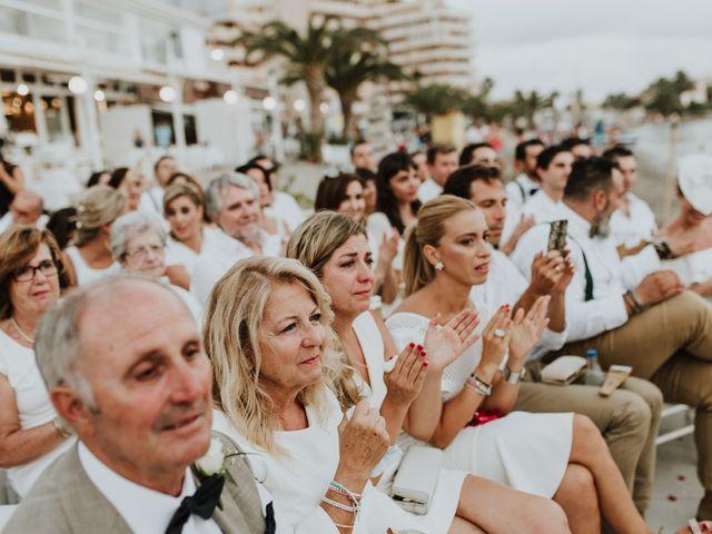 La boda de Juampa y Encar en La Manga Del Mar Menor, Murcia 9