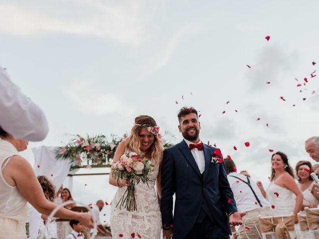 La boda de Juampa y Encar en La Manga Del Mar Menor, Murcia 10