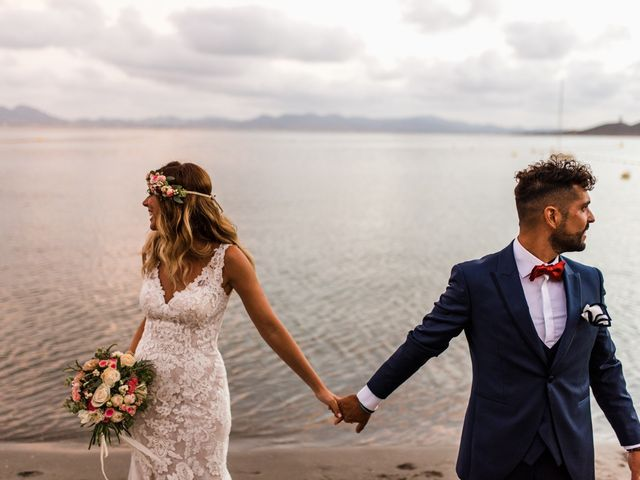 La boda de Juampa y Encar en La Manga Del Mar Menor, Murcia 12