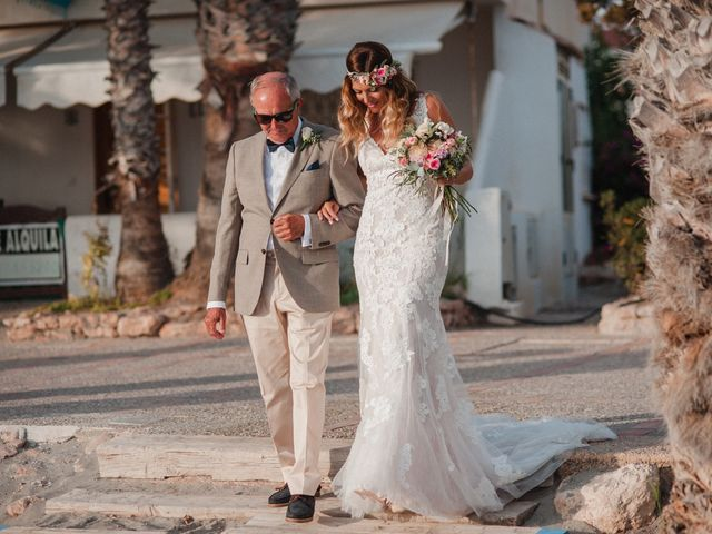 La boda de Juampa y Encar en La Manga Del Mar Menor, Murcia 21