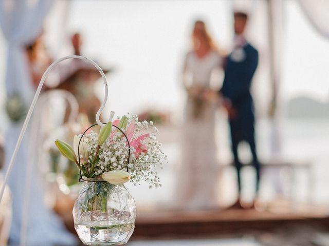 La boda de Juampa y Encar en La Manga Del Mar Menor, Murcia 22