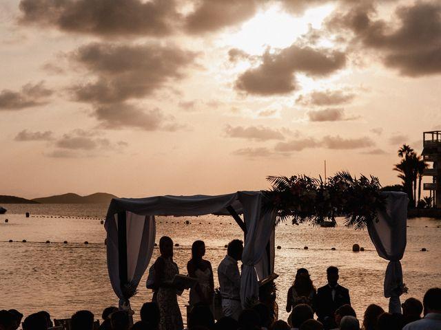 La boda de Juampa y Encar en La Manga Del Mar Menor, Murcia 23
