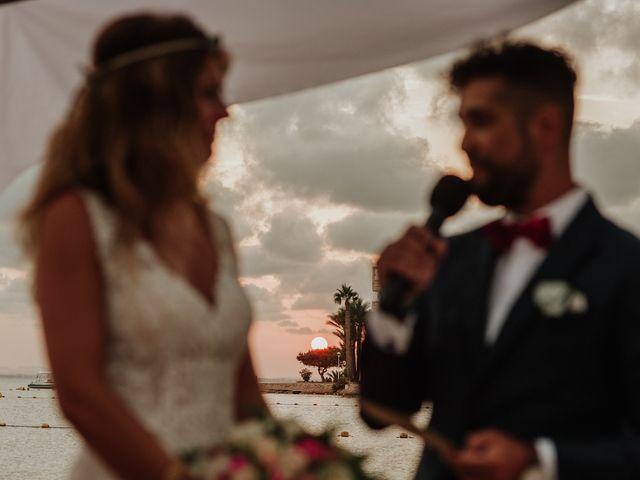 La boda de Juampa y Encar en La Manga Del Mar Menor, Murcia 24