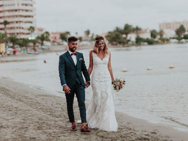 La boda de Juampa y Encar en La Manga Del Mar Menor, Murcia 26