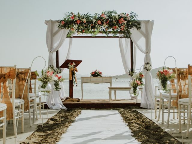 La boda de Juampa y Encar en La Manga Del Mar Menor, Murcia 29