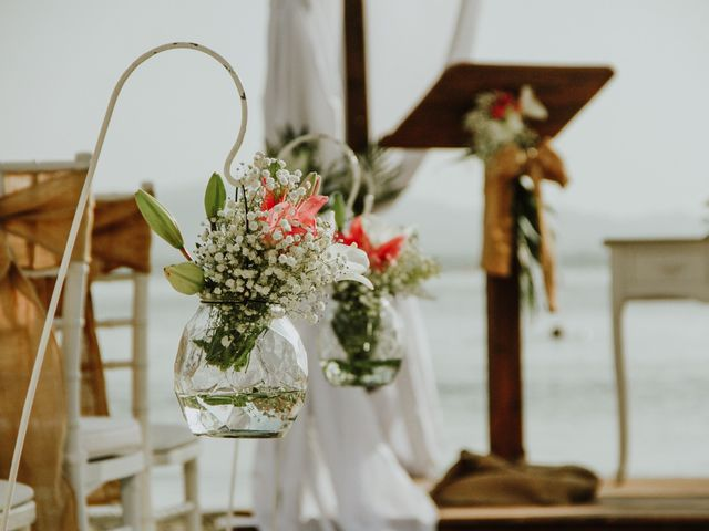 La boda de Juampa y Encar en La Manga Del Mar Menor, Murcia 30