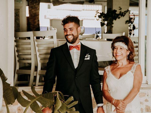 La boda de Juampa y Encar en La Manga Del Mar Menor, Murcia 31