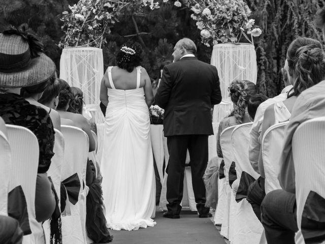La boda de Toni y Gina en El Bruc, Barcelona 5