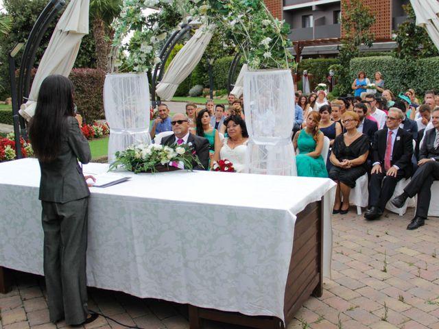 La boda de Toni y Gina en El Bruc, Barcelona 6