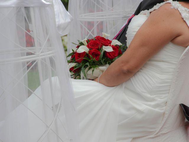 La boda de Toni y Gina en El Bruc, Barcelona 7