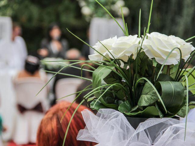 La boda de Toni y Gina en El Bruc, Barcelona 8