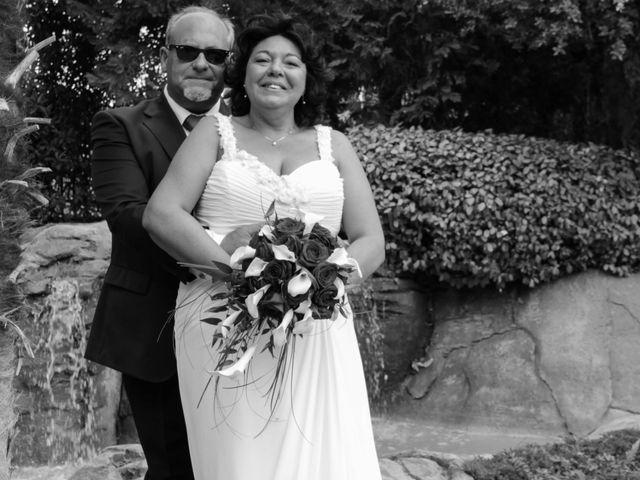 La boda de Toni y Gina en El Bruc, Barcelona 13