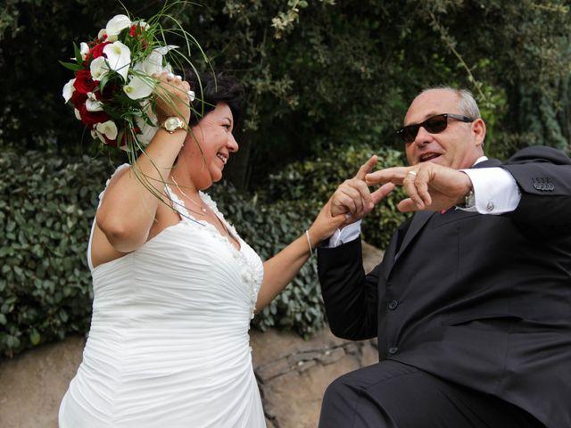 La boda de Toni y Gina en El Bruc, Barcelona 14