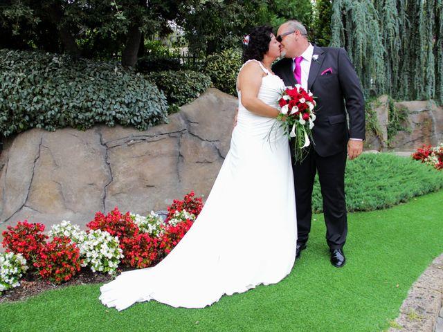 La boda de Toni y Gina en El Bruc, Barcelona 15