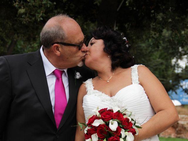 La boda de Toni y Gina en El Bruc, Barcelona 19