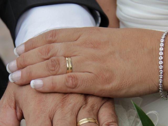 La boda de Toni y Gina en El Bruc, Barcelona 20