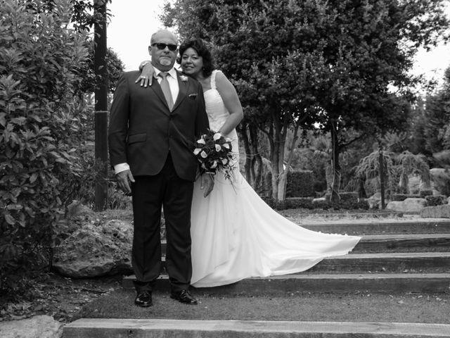 La boda de Toni y Gina en El Bruc, Barcelona 21