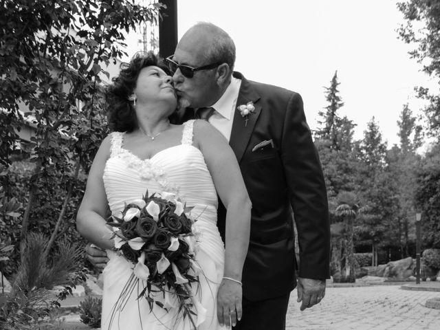 La boda de Toni y Gina en El Bruc, Barcelona 22
