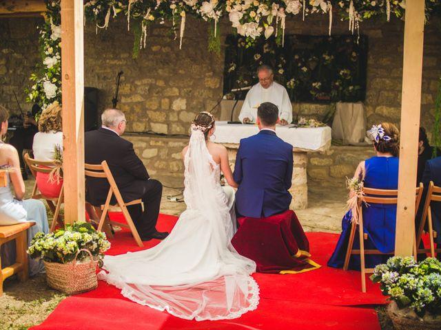 La boda de Manuel y Jessica en Burgos, Burgos 4