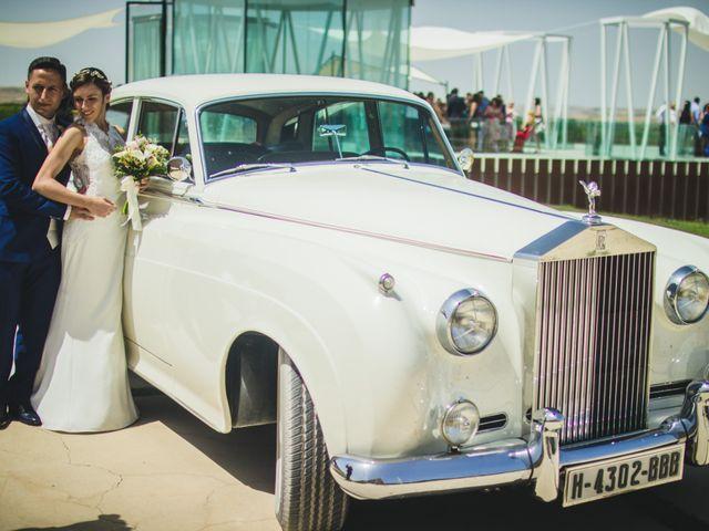 La boda de Manuel y Jessica en Burgos, Burgos 5