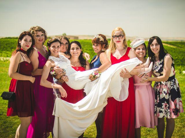 La boda de Manuel y Jessica en Burgos, Burgos 7