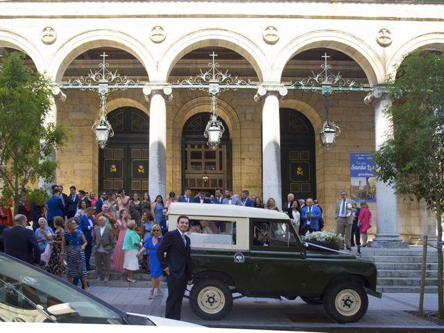 La boda de Eduardo y Elena en Santander, Cantabria 10