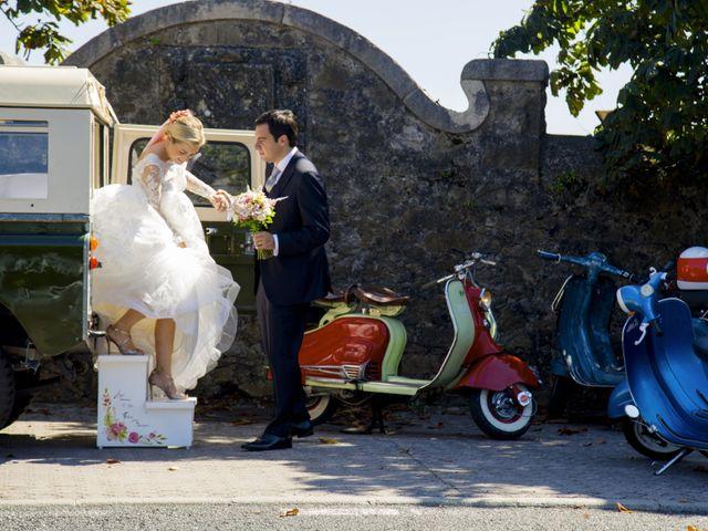 La boda de Eduardo y Elena en Santander, Cantabria 1