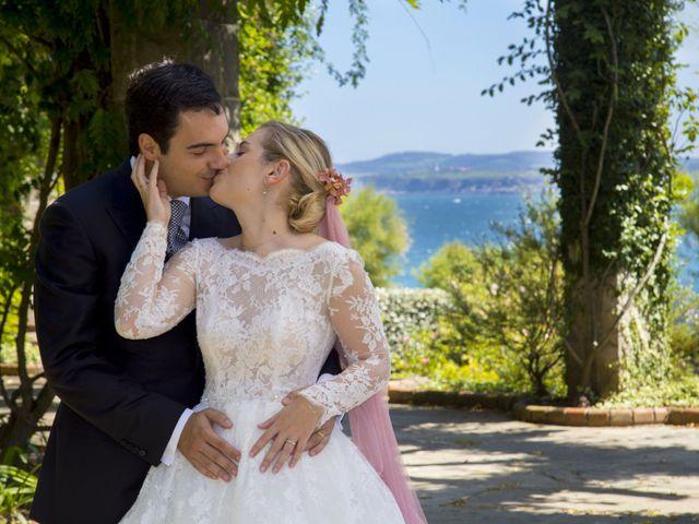 La boda de Eduardo y Elena en Santander, Cantabria 14