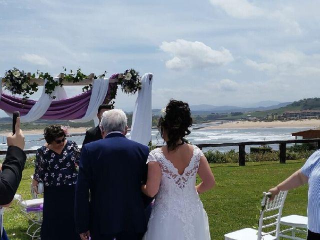 La boda de Alejandro y Belen en Suances, Cantabria 5