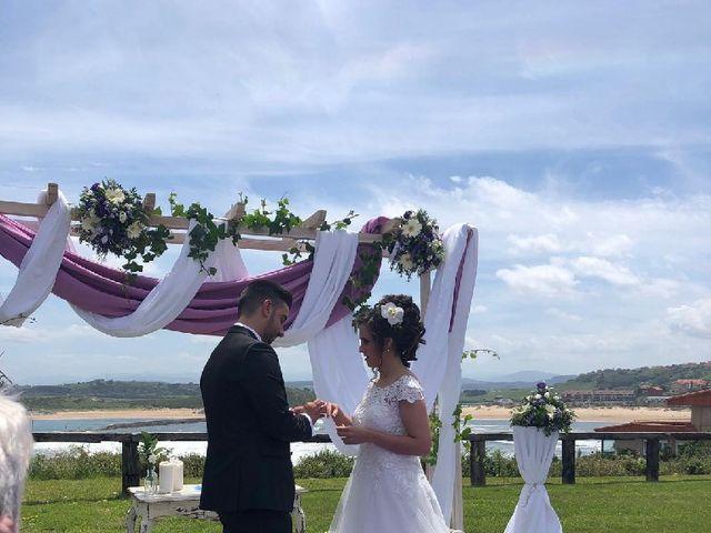 La boda de Alejandro y Belen en Suances, Cantabria 15