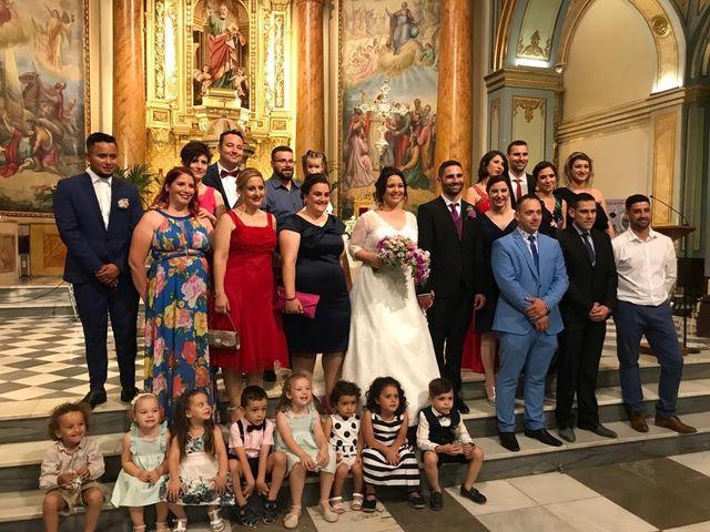 La boda de Alejandro y Noelia en Novelda, Alicante 1
