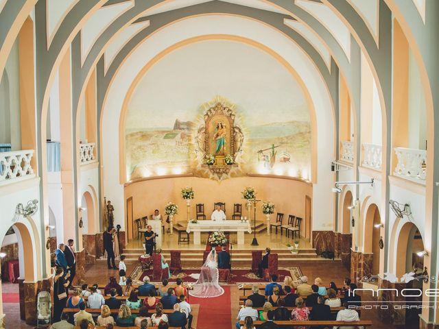 La boda de Zoraida y Daniel  en La Linea De La Concepcion, Cádiz 2