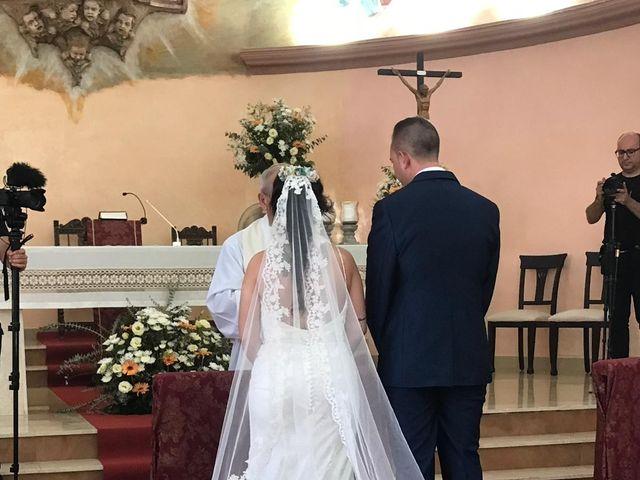 La boda de Zoraida y Daniel  en La Linea De La Concepcion, Cádiz 4