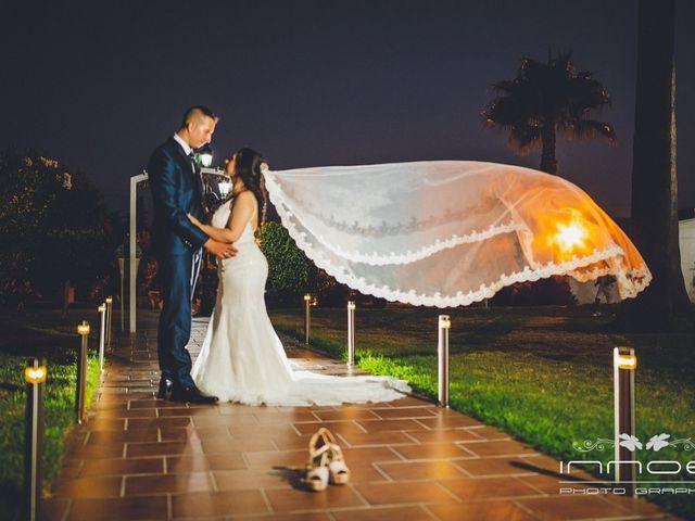 La boda de Zoraida y Daniel  en La Linea De La Concepcion, Cádiz 1